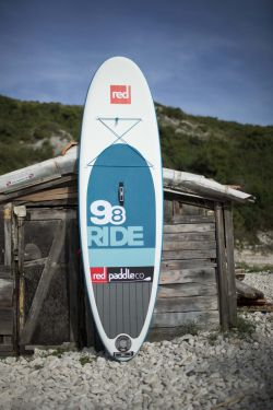 RED PADDLE CO Paddleboard RED 9´8´´ RIDE
