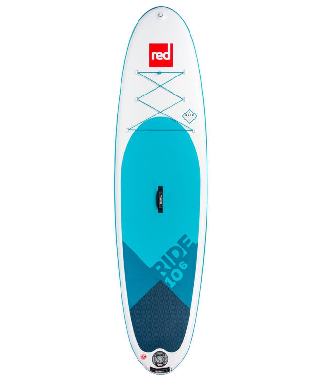 "RED 10'6"" RIDE - model 2018"