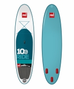"RED 10'6"" RIDE - model 2015"
