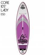 TAMBO CORE 10´5´´ LADY ESD Paddleboard