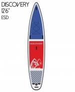 TAMBO Discovery 12´6´´ ESD Paddleboard