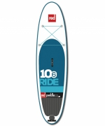 "RED 10'6"" RIDE - model 2016"