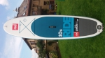 Paddleboard RED 10´6´´ RIDE mod. 2017