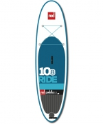 RED 10'8'' RIDE - mod. 2016