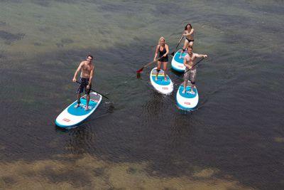 Nafukovací paddleboardy RED PADDLE