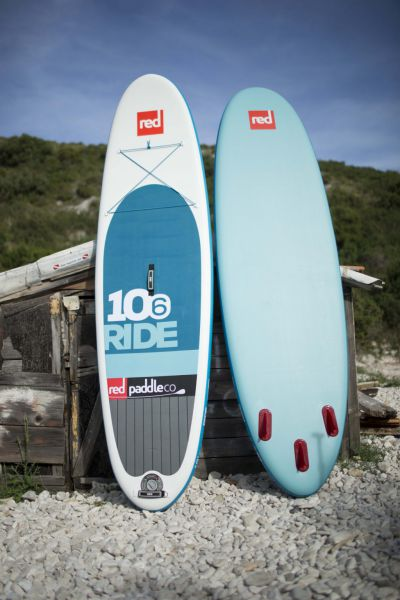 Paddleboard RED 10´6´´ RIDE