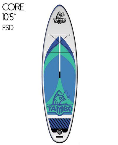 Nafukovací SUP – paddleboard TAMBO CORE 10'5″ ESD 2018