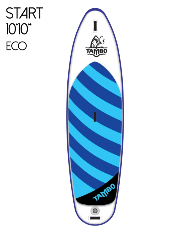 "Paddleboard TAMBO START 10'10"" x 34″ x 6"" ECO 2018"