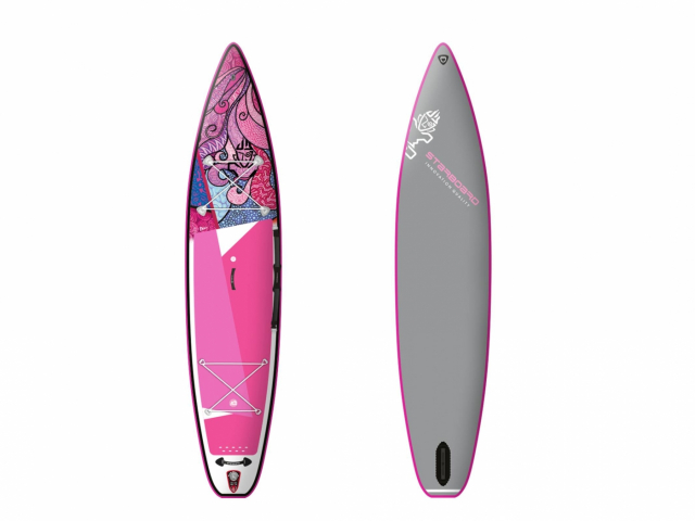 "Nafukovací paddleboard Starboard 12´6"" X 30"" TOURING TIKHINE SUN - 2021"