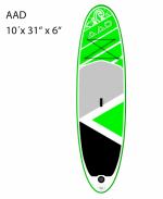 "Paddleboard AAD 10'0"" SEASTAR"
