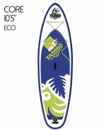 Paddleboard TAMBO CORE 10'5″ ECO 2019