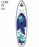 Paddleboard TAMBO CORE 11'3″ ESD 2019